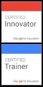 Google Certification Logos