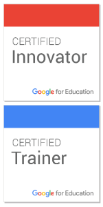 Google Certification Logos